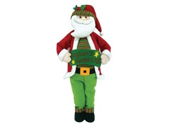 "42"" Collapsible Santa"