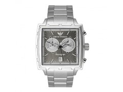 Armani Sport Chronograph, Steel Band