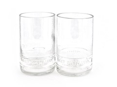 Blumarble Kettle One Rocks Glass Set of 2