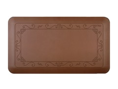 Smart Step 3' Antifatigue Mat - Brown