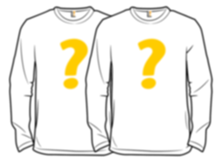 Random Long-Sleeve Tee 2-Pack
