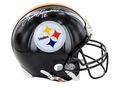 Terry Bradshaw Signed Pittsburgh Steeler