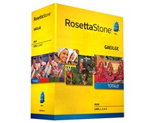 Rosetta Stone Irish - Levels 1-3