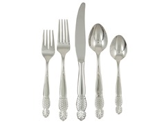 Ginkgo Pineapple 18/10 20pc. Flatware