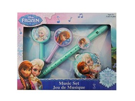 Disney Frozen 3 Musical Instrument Set