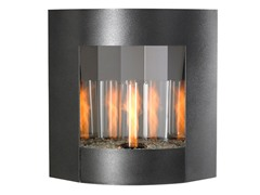 Inspiration Gel Fireplace Silver Vein