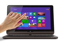 "12.5"" Intel i5 Convertible Ultrabook"