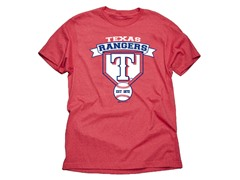 Boys Texas Rangers T-Shirt