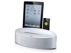LG Apple & Android Dock w/ Airplay & BT