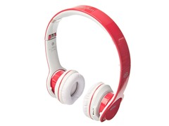 Rhythm Bluetooth Headset - Red