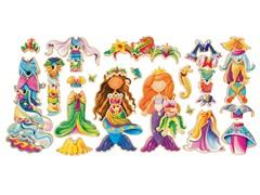 Daisy Girls Mermaids