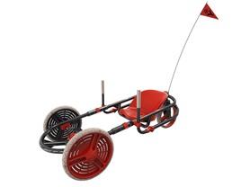 YBike Explorer 2.0 Deluxe Red Go-Kart