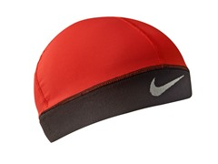 Pro Combat Banded Skull Cap - Red