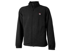 Men's Microfleece Jacket - Black
