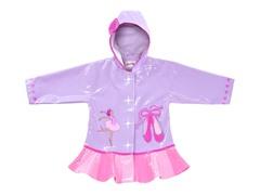 Ballerina Raincoat (2T-6X)