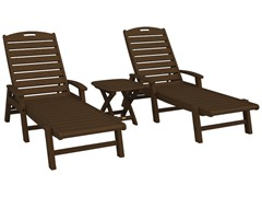 Yacht Club Chaise Set
