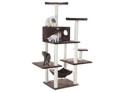 "GleePet 68"" Cat Tree Coffee Brown"