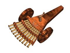 Multi-Barreled Cannon