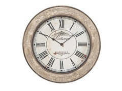"24"" Wood Wall Clock"