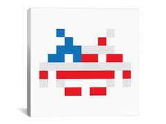 American Hero Invader 18x18 Thin