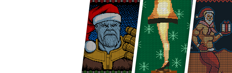 Best of Ugly Holiday Sweater Shirts!