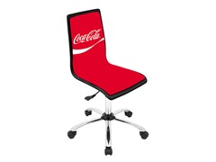 Coca-Cola® Black Office Chair