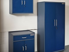 Arrow Spacemaker Tall, Base & Wall Steel Cabinet Set