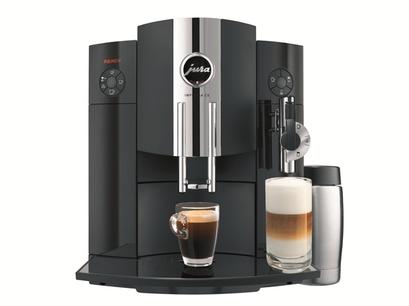 jura impressa one touch espresso machine. Black Bedroom Furniture Sets. Home Design Ideas