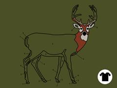 Deer By Numbers