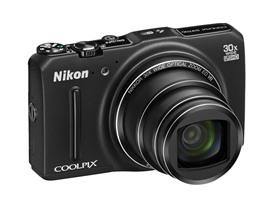 Nikon S9700 16MP Wi-Fi Digital Camera