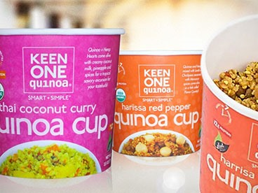 Keen One Quinoa Cups, 12 Count
