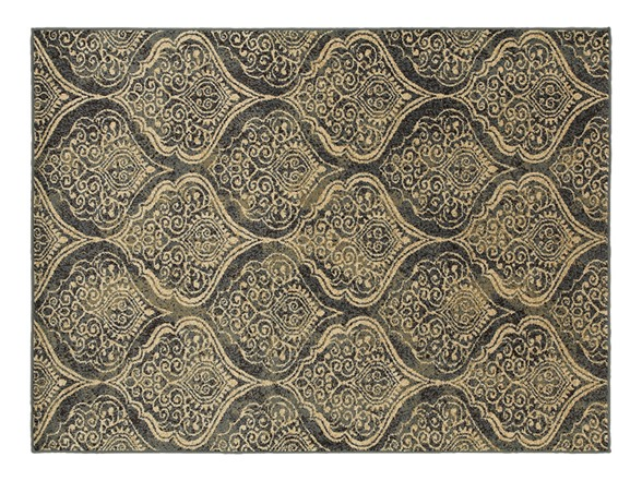 Sybil Blue Indoor Area Rug Pick Size