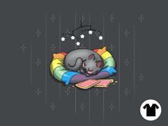 Nyan's Dream V-Neck Tee