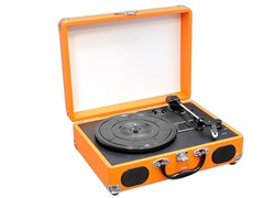 Retro Belt-Drive Turntable