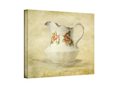 Water Pitcher Wrapped Canvas (3 Sizes)
