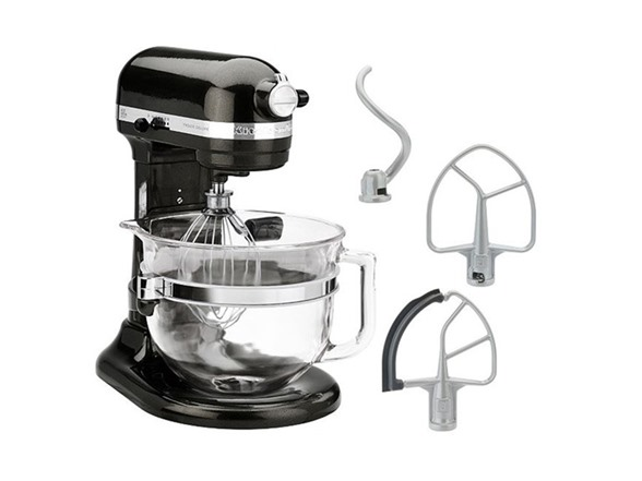 Kitchenaid 6 Quart Stand Mixer Black