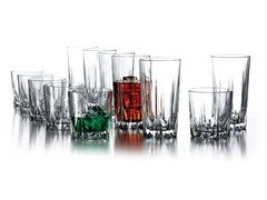 Florence 12 Piece Glassware Set