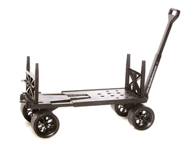 Mighty Max Cart Utility, Black