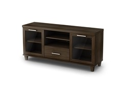 "Adrian TV Stand 60""tv Matte Brown"