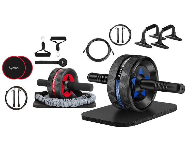 Syntus Ab Rollers & Yoga Mats