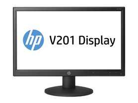 "HP V201 19"" V-Series LED Backlit Monitor"