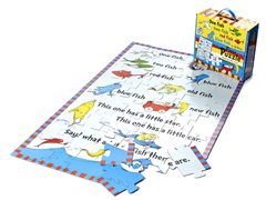 One Fish Two Fish... 48-Piece Floor Puzzle