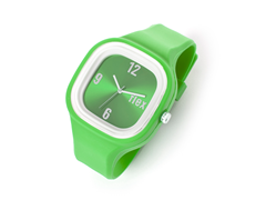 Flex Watch Green