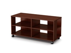 Jambory TV Stand/Storage Unit Cherry