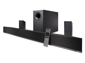 "VIZIO 42"" 5.1 BT SoundBar w/ Wireless Sub"