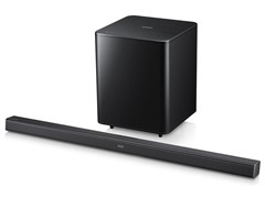 Samsung 2.1 Soundbar with Wireless Sub & HDMI Cable