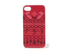 Ugly Holiday Sweater 2008 iPhone Case