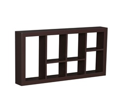 "Taylor 24"" Display Shelf Espresso"