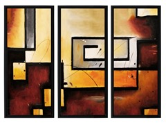 Jim Morana Abstract Modern (2-Sizes)