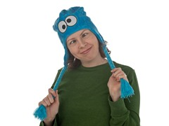 Sesame Street Cookie Monster Laplander